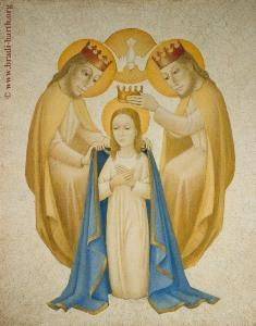 Marie Reine et Mère des derniers temps (neuvaine 28 août et imprimatur) 509