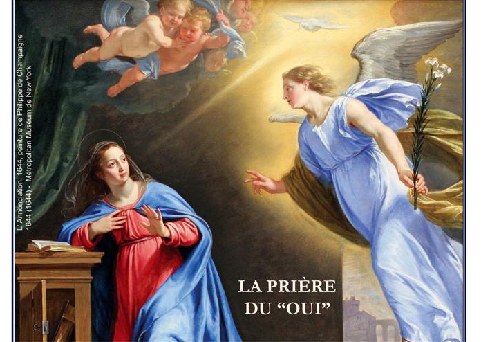 Belle F 234 Te De L Annonciation Tout 224 J 233 Sus Par Marie