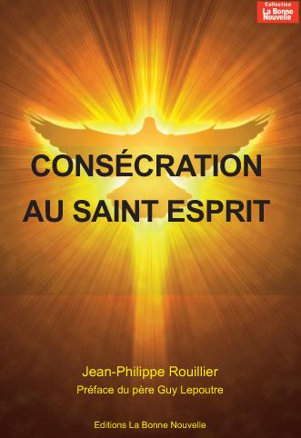 couv consécration saint esprit