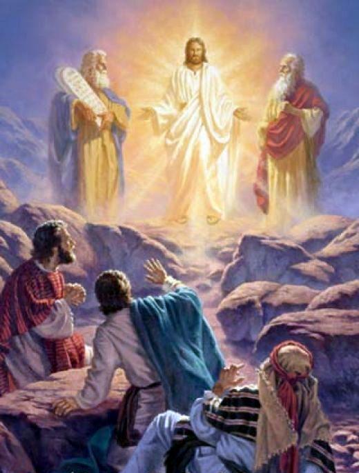 Chaque Dimanche de La Transfiguration/Depuis l'élection du pape François/ Transfiguration-pic